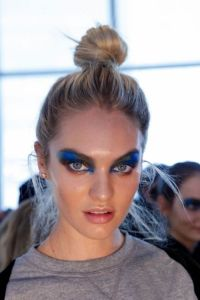 Blue Eyeliner 12