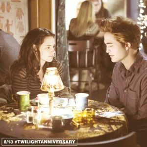 First Date Twilight